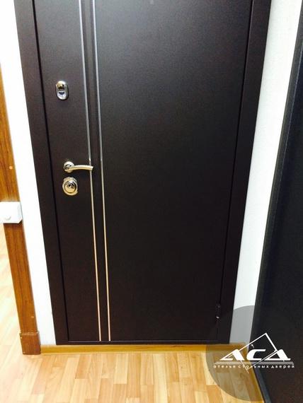 заказать металлическую дверь у п